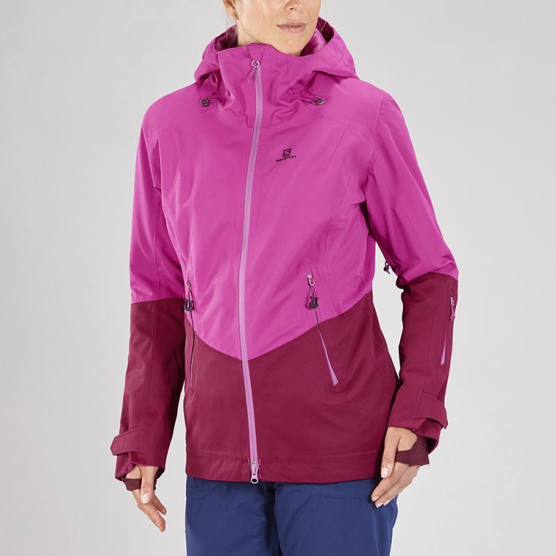 Куртка лыжная QST GUARD JKT W