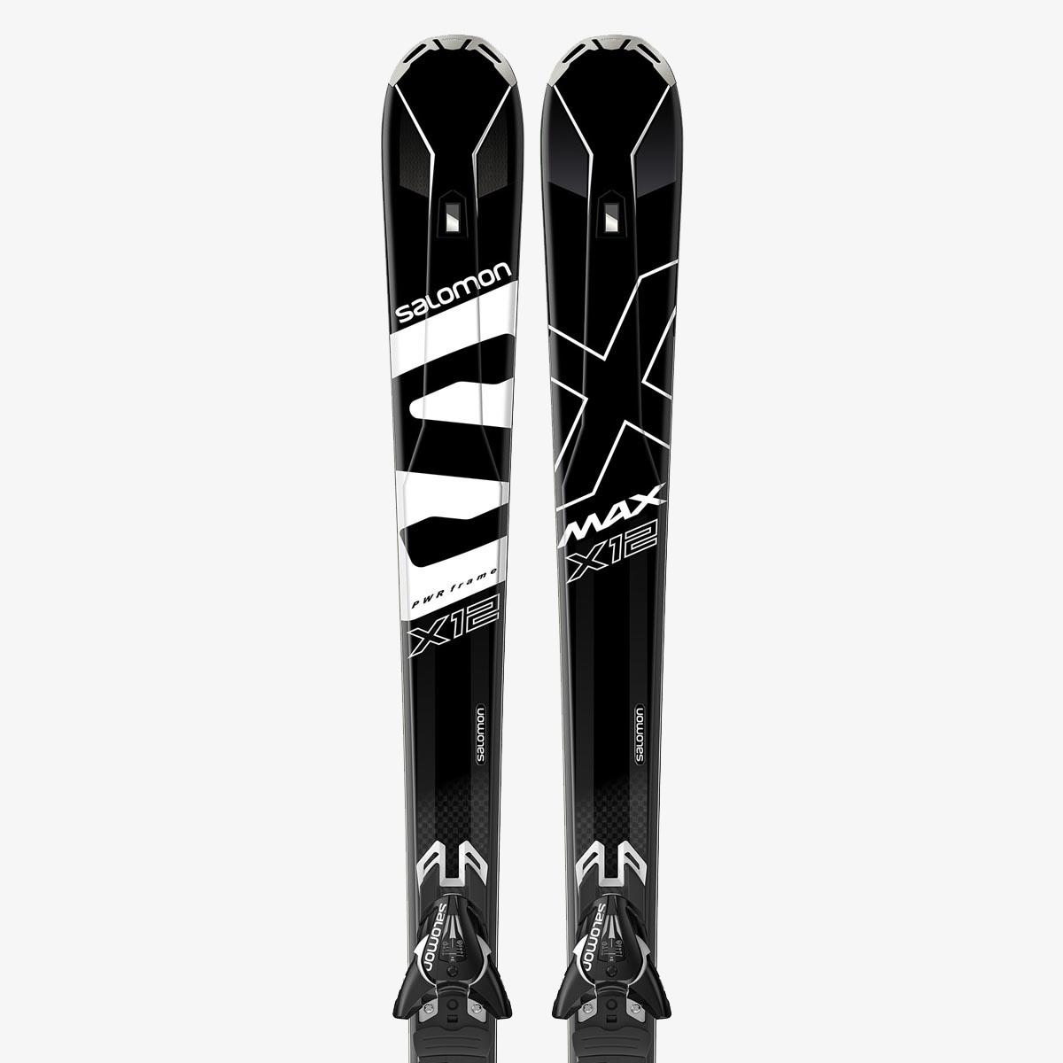 Комплект: лыжи + крепления SKI SET M X-MAX X12 + M XT12 Ti C9