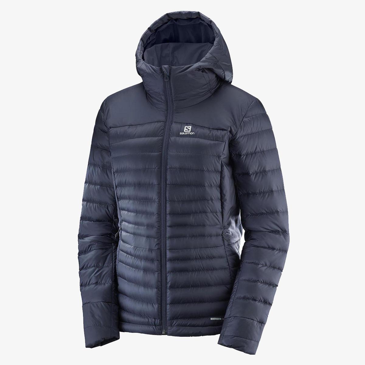 Куртка утепленная HALOES DOWN HOODIE W