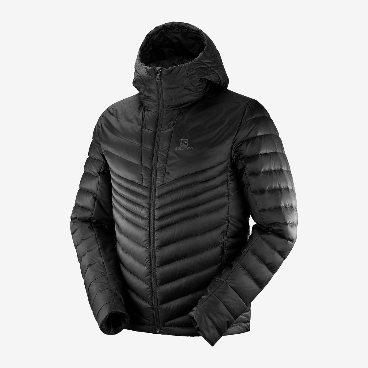 Куртка утепленная HALOES DOWN HOODIE M
