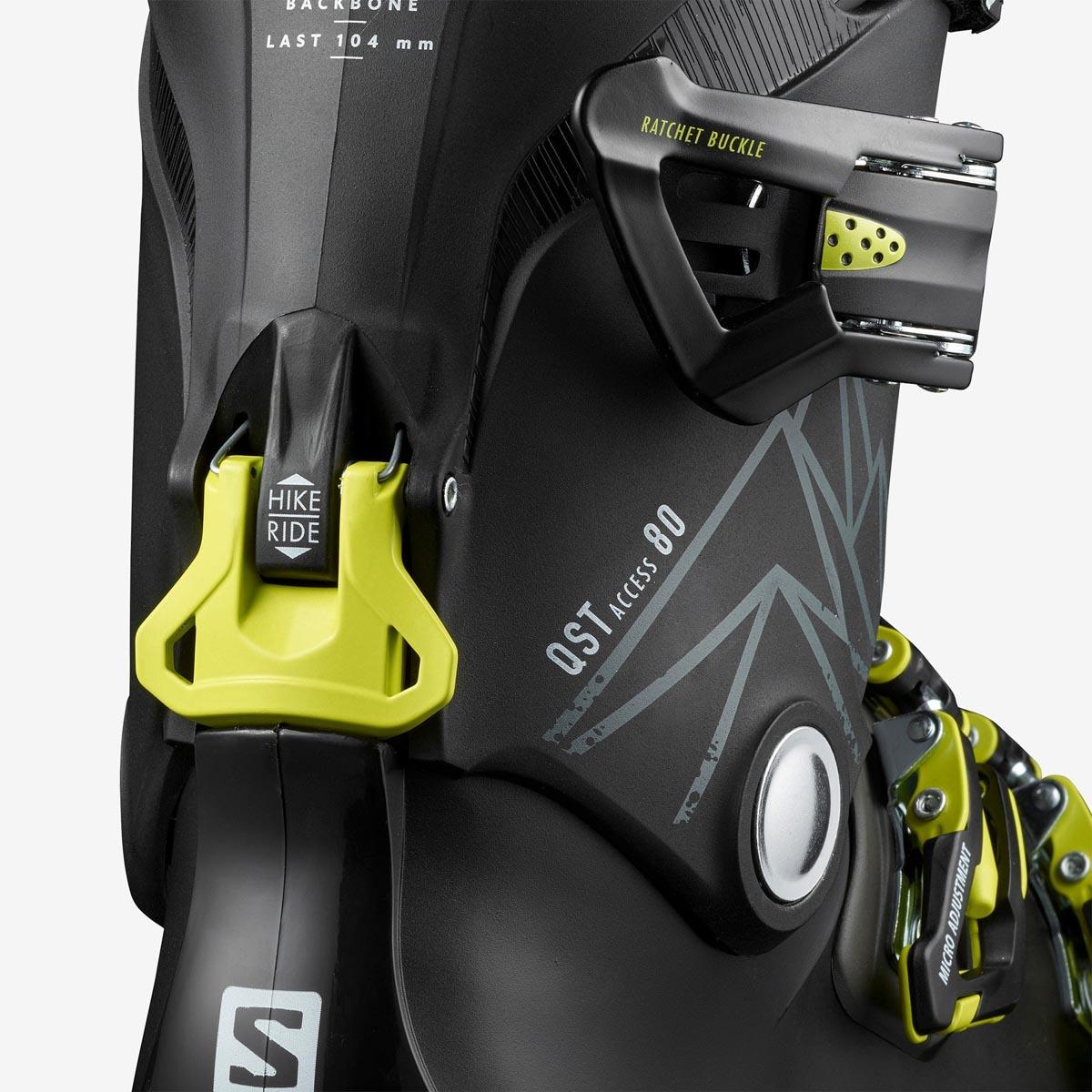 Ботинки лыжные QST ACCESS 80