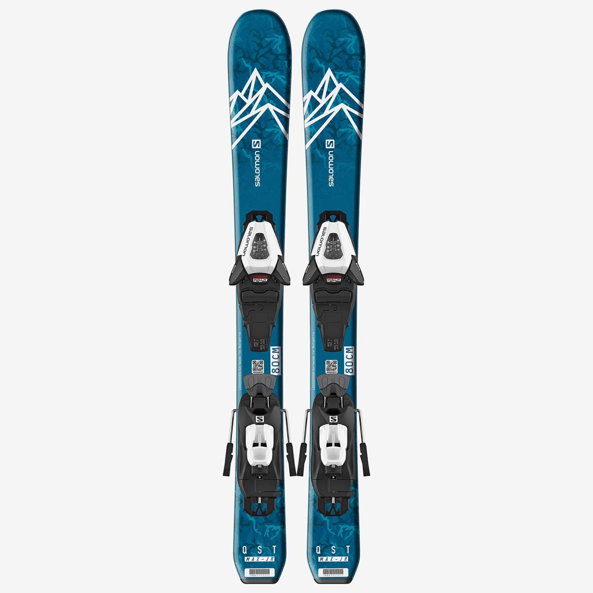 Комплект: лыжи + крепления QST MAX JR XS + C5 GW J7