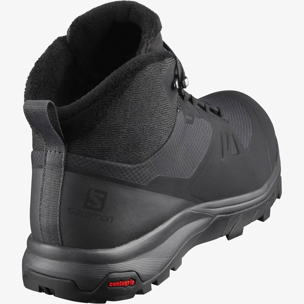 Ботинки утепленные OUTsnap CSWP W