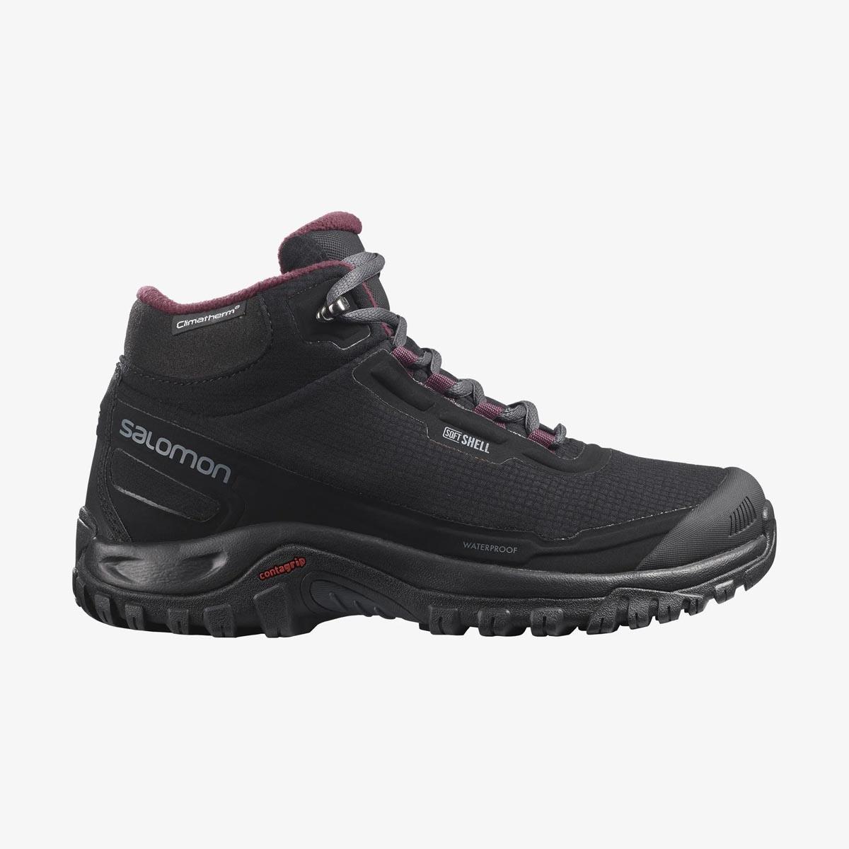 Ботинки утепленные SHELTER CS WP W