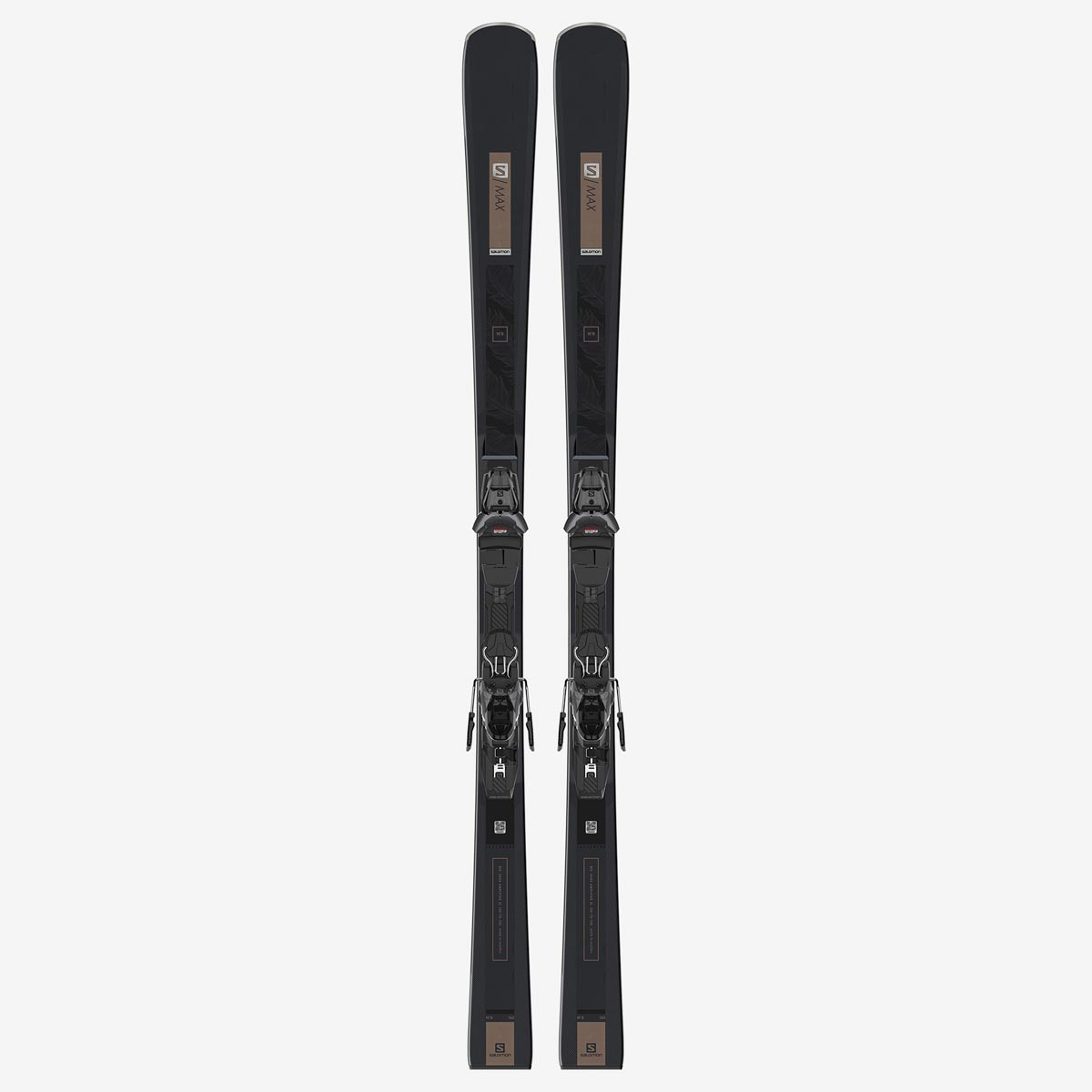 Комплект: лыжи + крепления S/MAX W 8 + M11 GW L80 B