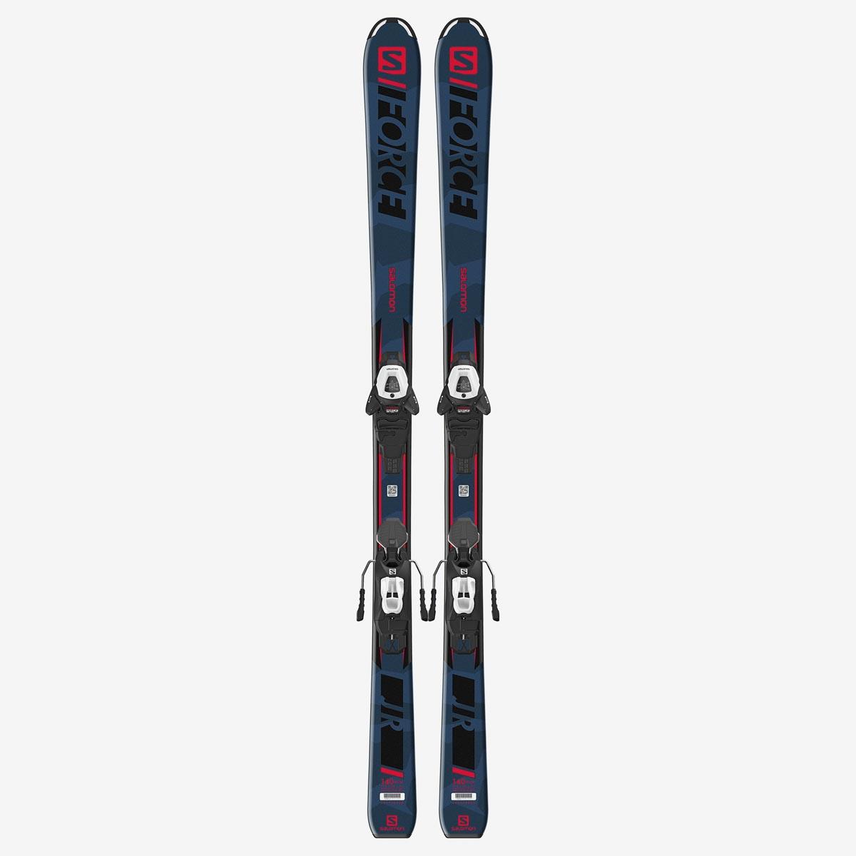 Комплект: лыжи + крепления S/FORCE JR M + L6 GW J2