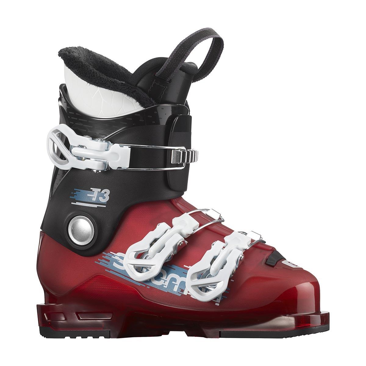 Ботинки лыжные T3 RT