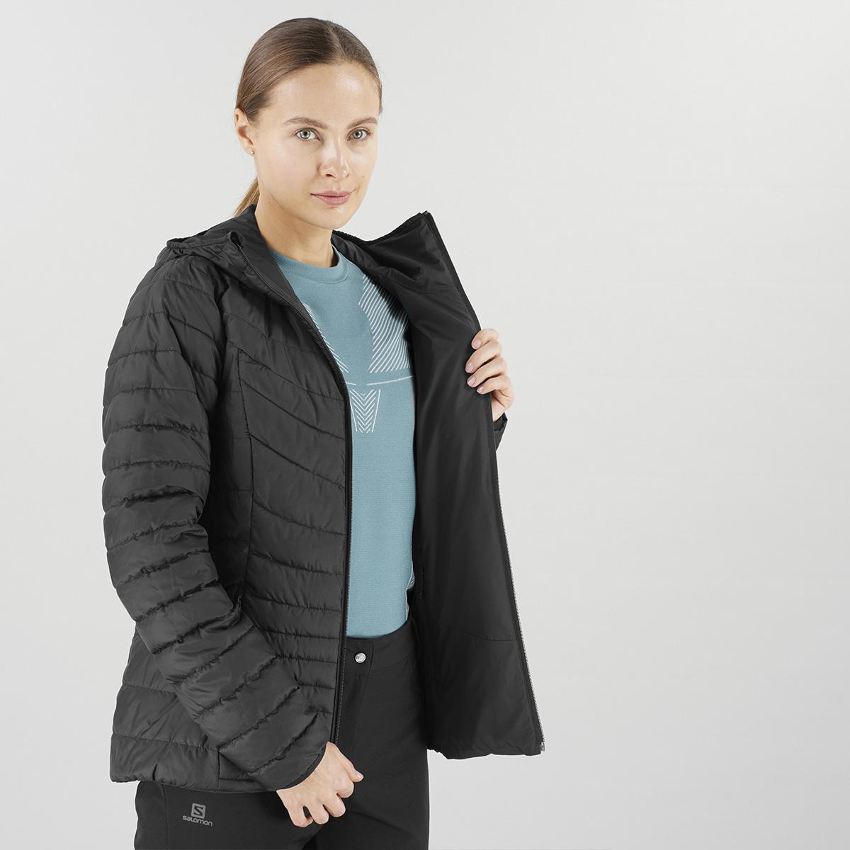 Куртка утепленная DRIFTER LOFT HOODIE W