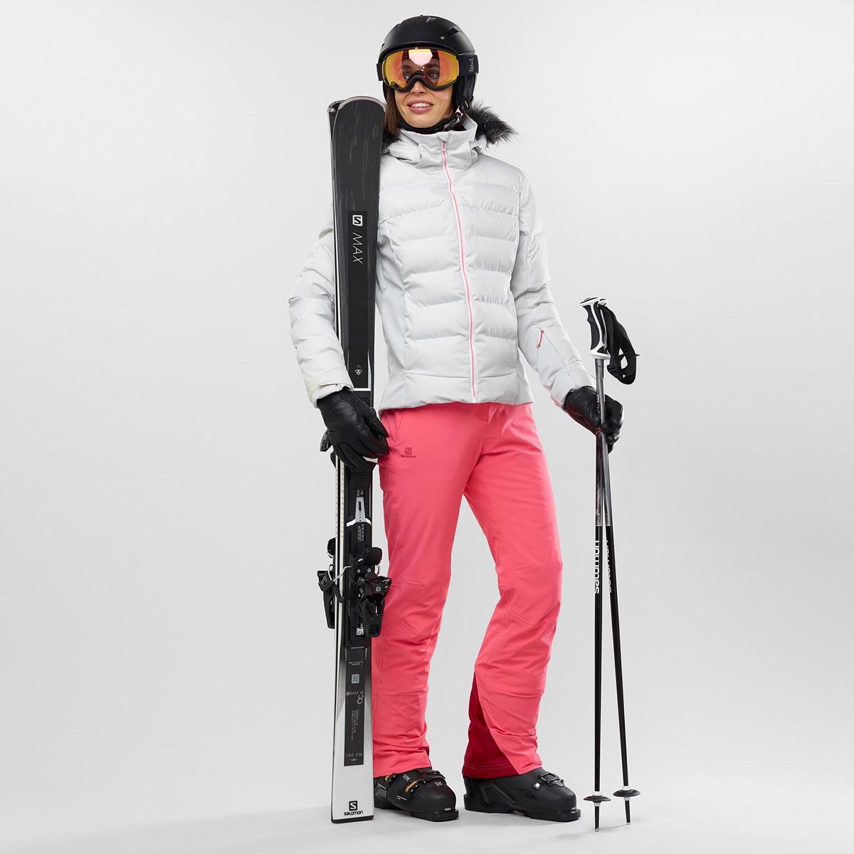 Брюки лыжные ICEMANIA PANT W