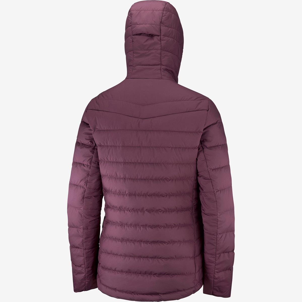 Куртка утепленная TRANSITION DOWN HOODIE W