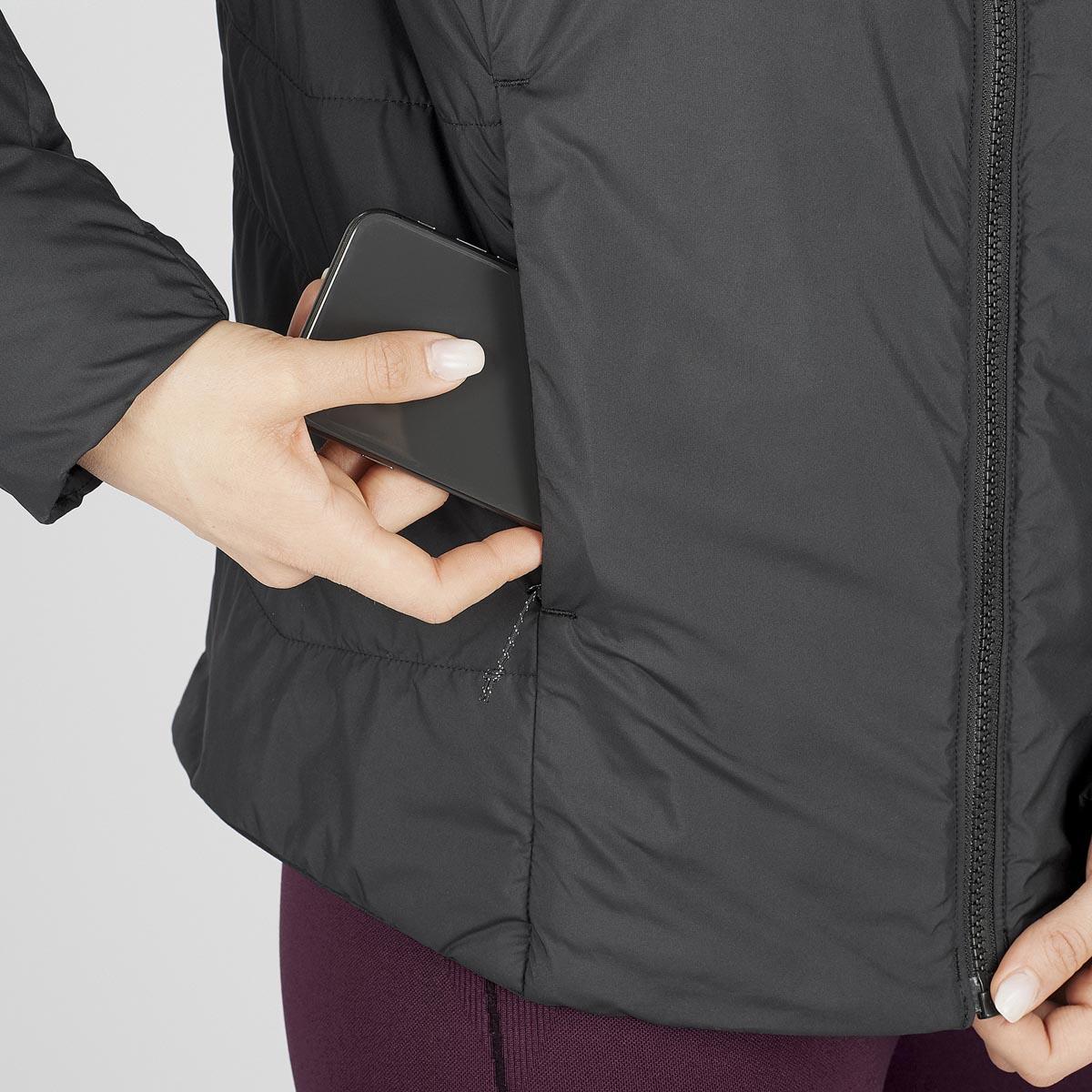 Куртка утепленная OUTRACK INSULATED HOODIE W