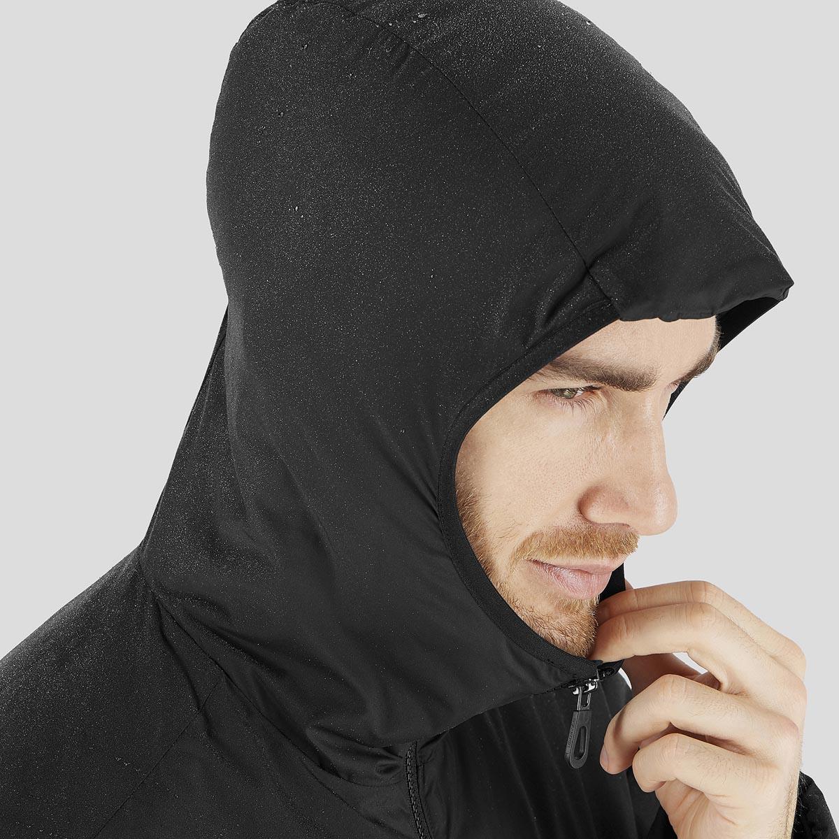 Куртка утепленная OUTRACK INSULATED HOODIE M