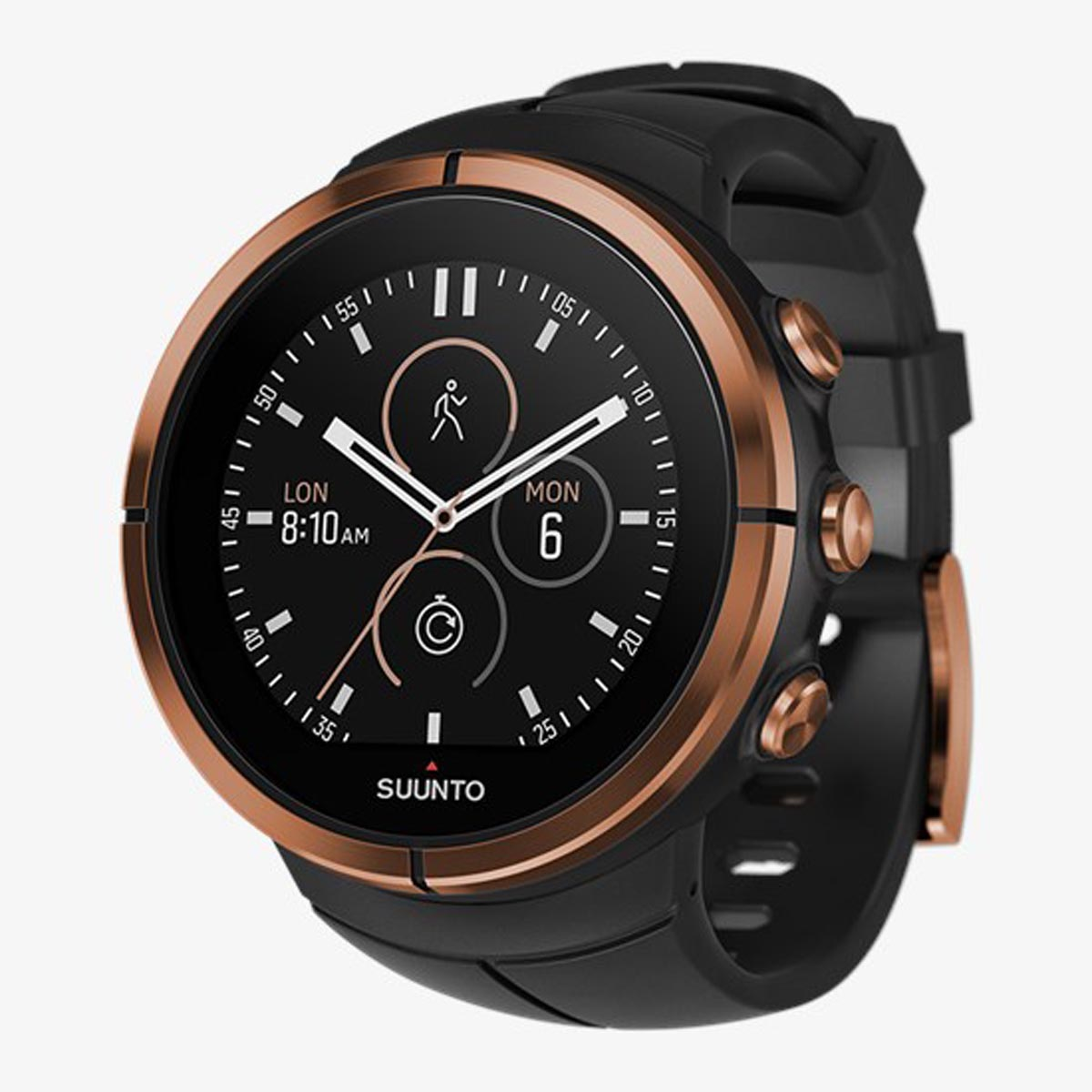 Часы SPARTAN ULTRA COPPER SPECIAL EDITION HR